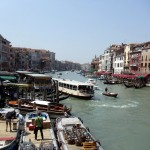 The Grand Canal is exactly like the 405 GFreeway on a Tuesday morning, no?
